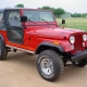 1986 thru 1987 Jeep Wrangler